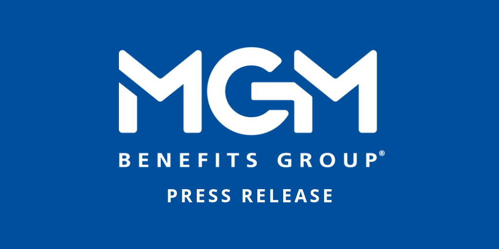Press Release: MGM Benefits Group Announces Key Leadership Changes