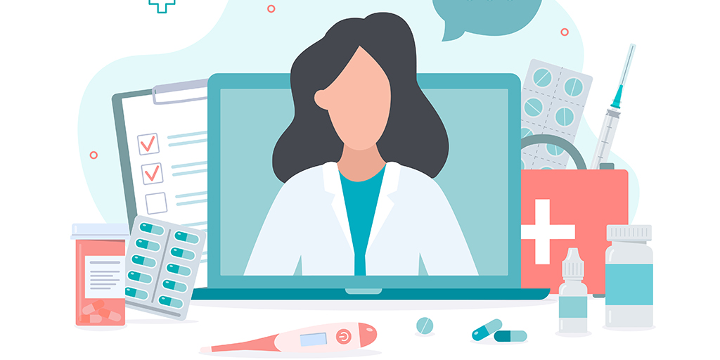 Telehealth Lets You Video Chat with Your Doctor, and Yes, It's As Easy As It Sounds