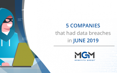 June Security Breaches — 5 Companies That Had Data Breaches This Month