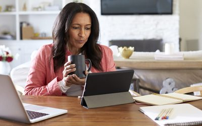 5 Secrets that Make Working From Home Productive and Efficient